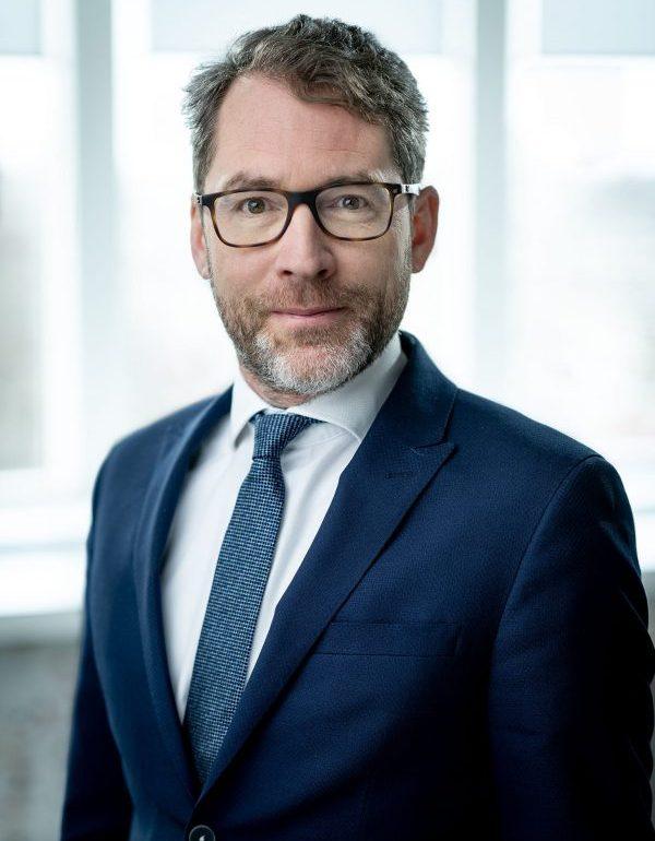 Advocaat Mark Gideonse